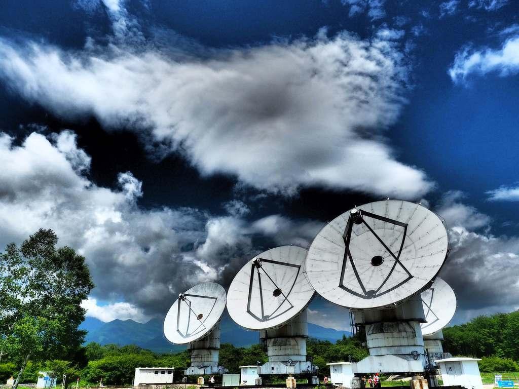 野辺山電波望遠鏡201907の1