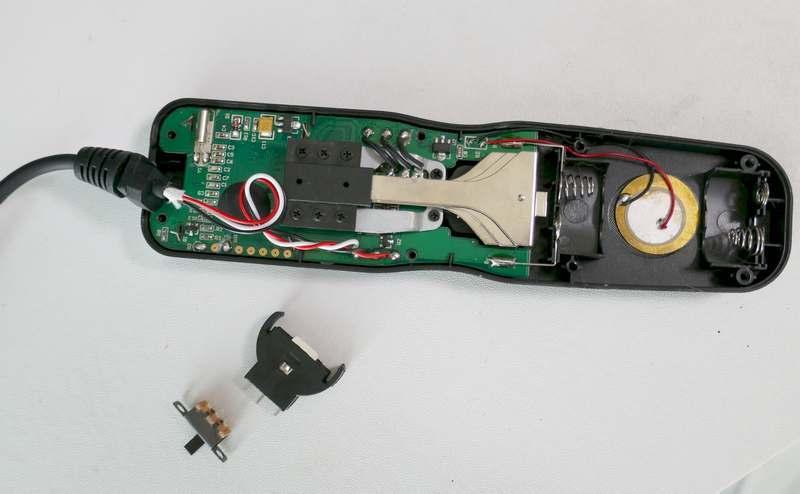 タイマーコントローラー改造2