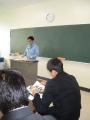 大分工業高校にて説明会を行いました。
