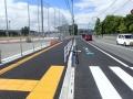 市道 末広南春日線外1路線歩道改築工事の完成報告です。