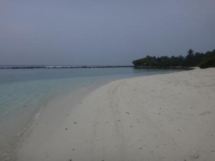 ビリンギリ島のビーチ