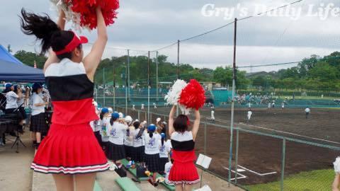 9070901野球応援の日(二回戦)