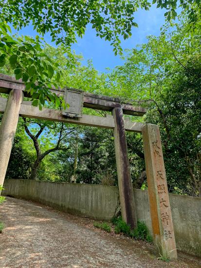 20190503岩戸神社1