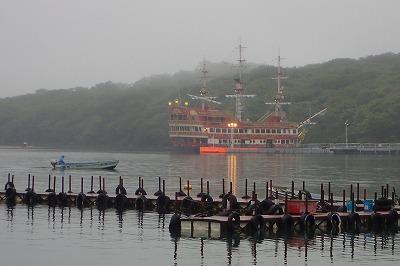 芦ノ湖観光船