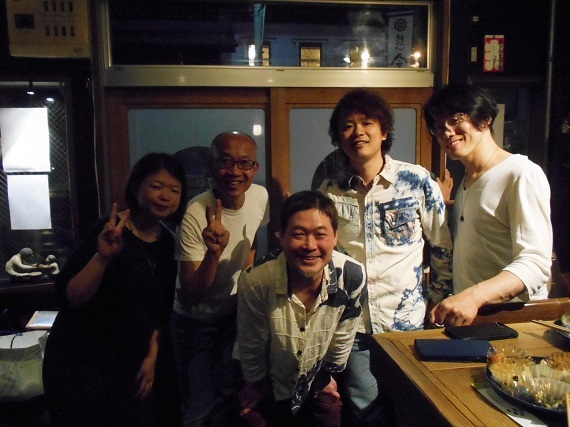 Shigeki Maruyama Live