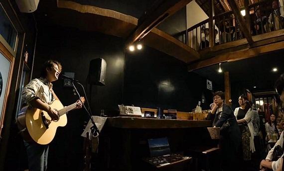 Shigeki Maruyama 燈舎 Live