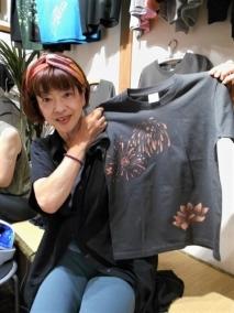 手描きTシャツ・ワークショップ