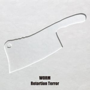 WORM/Retortion Terror split CD