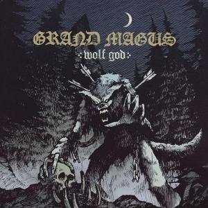 GRAND MAGUS『Wolf God』