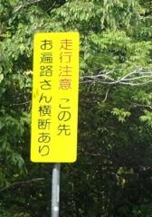 13横断表示
