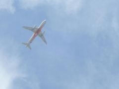 18飛行機