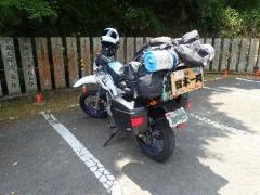 11日本一周バイク