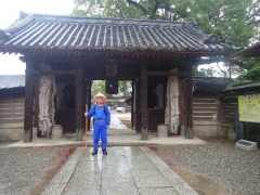 5長尾寺到着