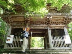9竹林寺到着