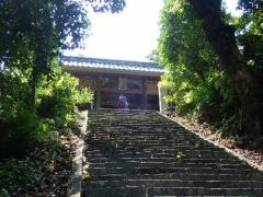14禅師峰寺山門