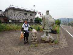 4大師の像
