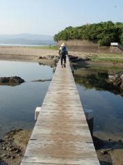 7浜への道