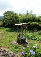 13路傍の井戸ポンプ