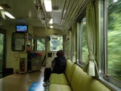K列車の中