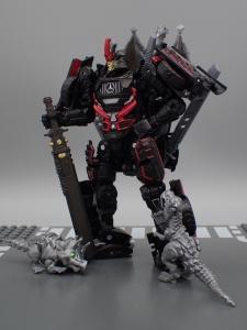 トイザらス限定 トランスフォーマー ムービー SS-EX オートボットドリフト with ミニダイノボッツ (57)