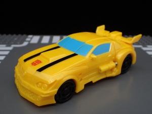 トランスフォーマー サイバーバース TCV-01 ターボチェンジ バンブルビー TCV-02 ターボチェンジ オプティマスプライム (4)