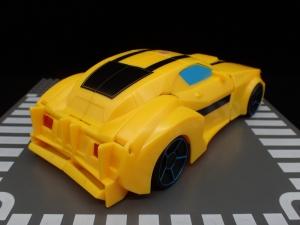 トランスフォーマー サイバーバース TCV-05 スティンガーソード バンブルビー (6)