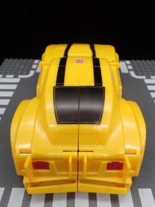 トランスフォーマー サイバーバース TCV-05 スティンガーソード バンブルビー (9)