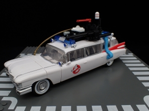 TRANSFORMERS Ghostbusters Ecto-1 Ectotron (6)
