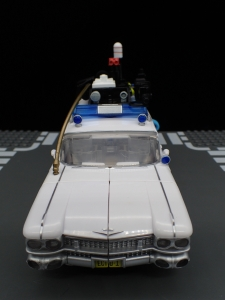 TRANSFORMERS Ghostbusters Ecto-1 Ectotron (10)