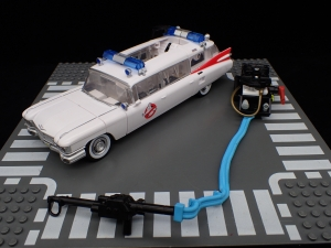 TRANSFORMERS Ghostbusters Ecto-1 Ectotron (18)
