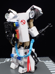 TRANSFORMERS Ghostbusters Ecto-1 Ectotron (29)
