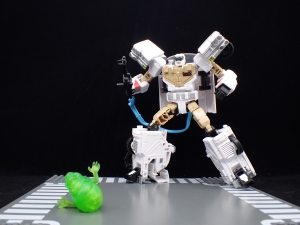 TRANSFORMERS Ghostbusters Ecto-1 Ectotron (32)