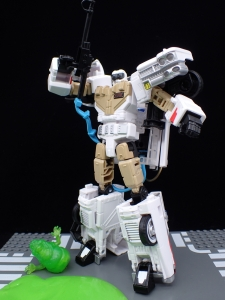 TRANSFORMERS Ghostbusters Ecto-1 Ectotron (42)