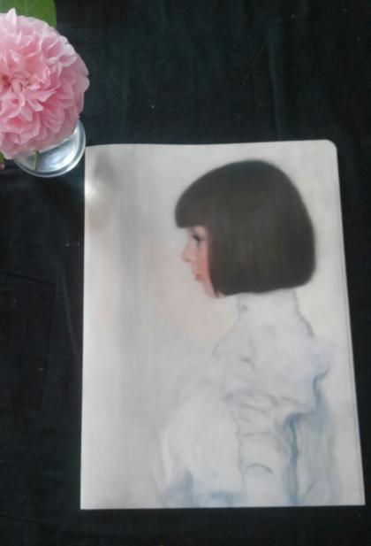 へレーナ・クリムトの肖像