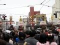 2019年の御車山祭1
