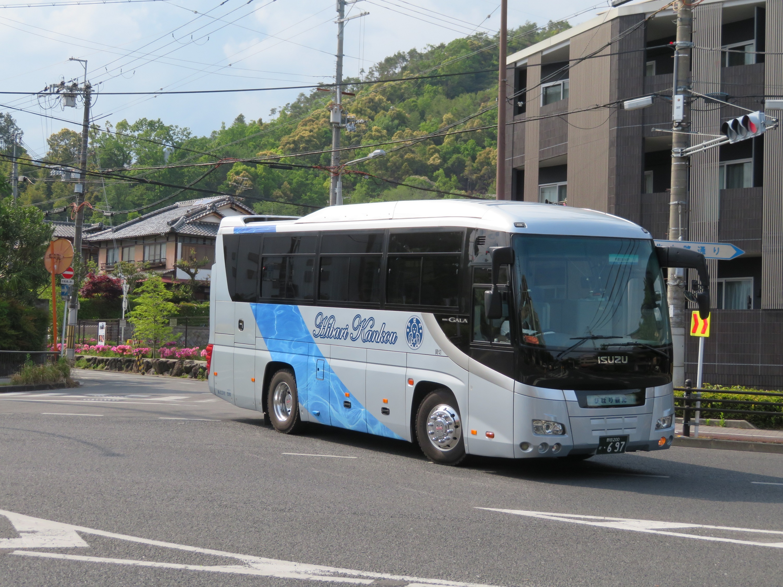 ひばり観光・野田200 か 697