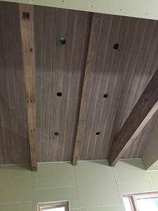 天井木仕上