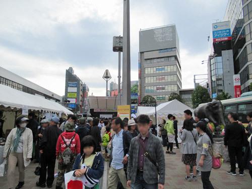 吉祥寺駅前
