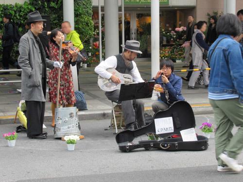吉祥寺音楽祭ストリートライブ