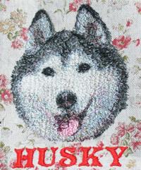 イガルークトリュフ刺繍
