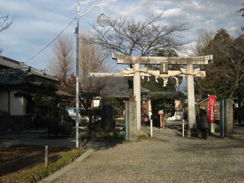 大天白神社(本殿)