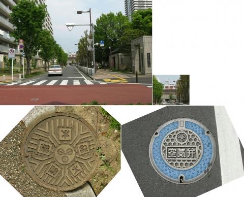 松原団地駅から草加松原を歩く(連結その3)