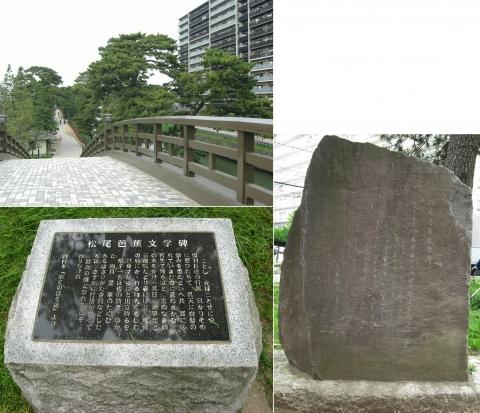 松原団地駅から草加松原を歩く(連結その8)