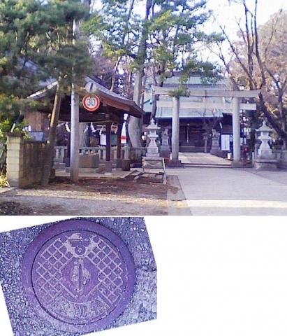 02野木町にあった旧古河市章の仕切り弁(連結)0
