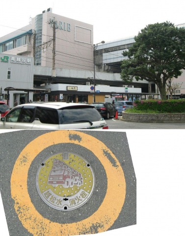 02JR武蔵野線南越谷駅(その1)0連結1