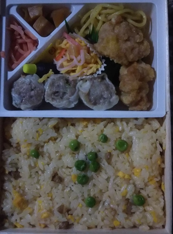 炒飯弁当2