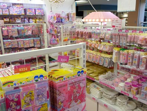 プリキュア プリティストア ららぽーとTOKYO-BAY 千葉店