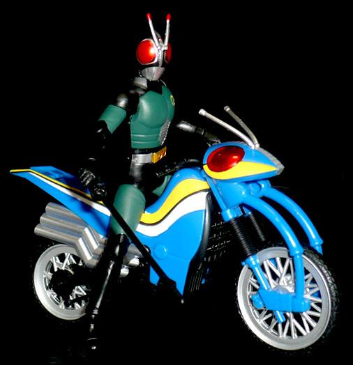 仮面ライダーBLACK RX/アクロバッター