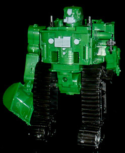 DHM ROBOT MIRITARY TRUCK INVINCIBILITY ARM OF KING