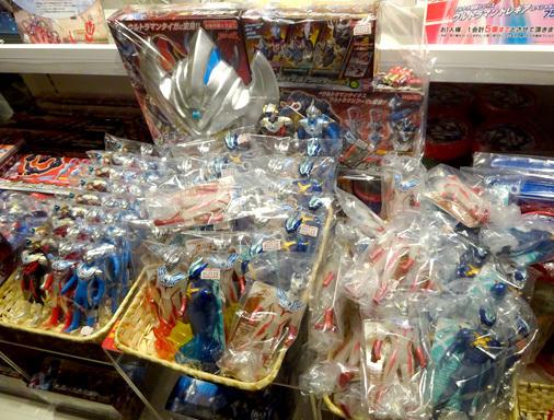 ウルトラマンワールドM78 東京スカイツリータウン・ソラマチ店 2019,7